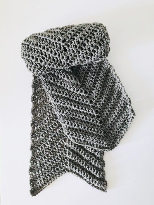 The Gateway Chevron Scarf