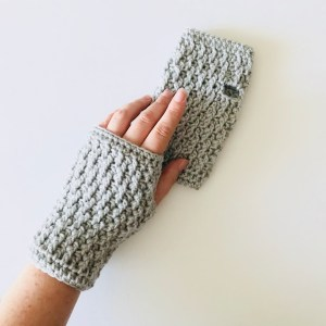 Rt Click Fingerless Gloves