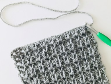 Server Scarf Crochet Pattern