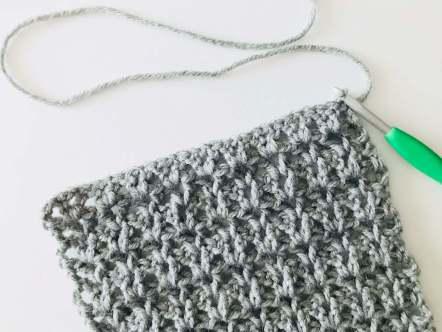 Server Scarf Crochet Pattern