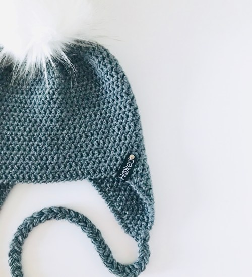 The Escape Earflap Hat