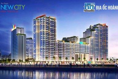 New City Thủ Thiêm Quận 2 dự án căn hộ nắm giữ vị trí đáng giá nhất Quận 2