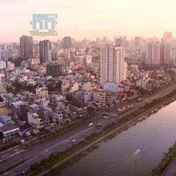 Bến Vân Đồn nhìn từ trên cao - Ben Van Don from above