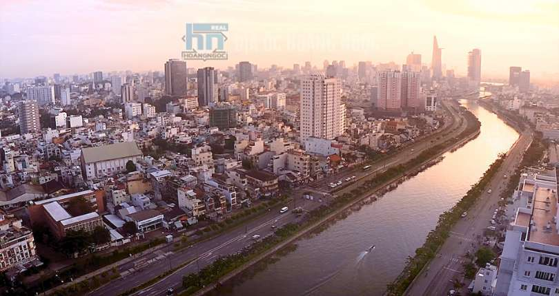 Ben Van Don, the most expensive street in Saigon