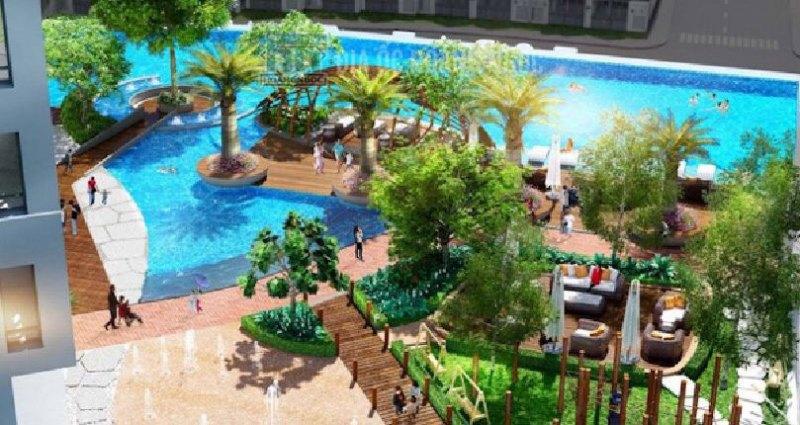 Không gian sống xanh ở dự án căn hộ cao cấp TOPAZ TWINS - Biên Hòa, Đồng Nai 4