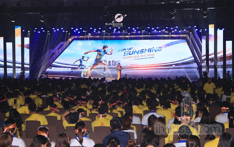 Sự kiện kick off Sunshine City Sài Gòn thu hút hơn 2.500 sales tham dự