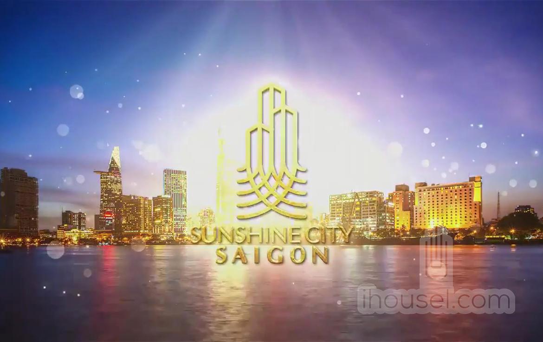 Phối cảnh 3D Sunshine City Sài Gòn - Landscape 3D Rendering Sunshine City Saigon