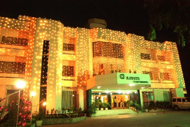 Hotel Ajanta Continental Dehradun Indian Holiday