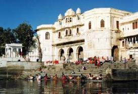 Bagore ki Haveli, Udaipur in Rajasthan