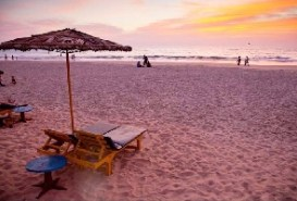 Benaulim Beach Goa, India