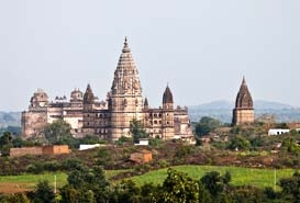 Chaturbhuj Temple Orchha