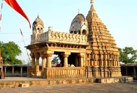 Chaunsat Yogini Temple Bhedaghat