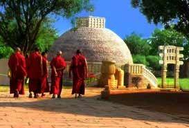 Great Stupa Sanchi, Madhya Pradesh