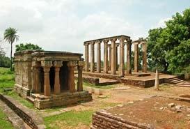 Gupta Temple Sanchi Madhya Pradesh