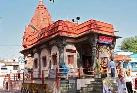 Harisiddhi Temple Ujjain in India