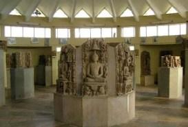 Khajuraho Archaeological Museum in India