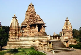 Lakshmana Temple in Khajuraho