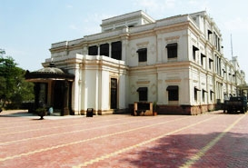 Lal Baag Palace Indore
