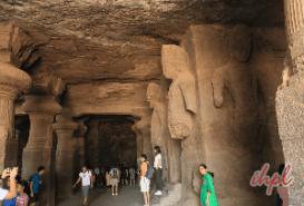 Lamgau Caves Goa, India