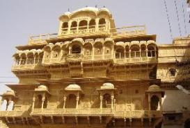 Nathmalji ki Haveli in Jaisalmer