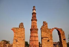 Qutab Minar, Delhi India