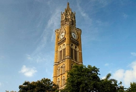 Rajabai Clock Tower in Mumbai