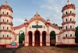 Shri Bhagavati Temple Goa, India