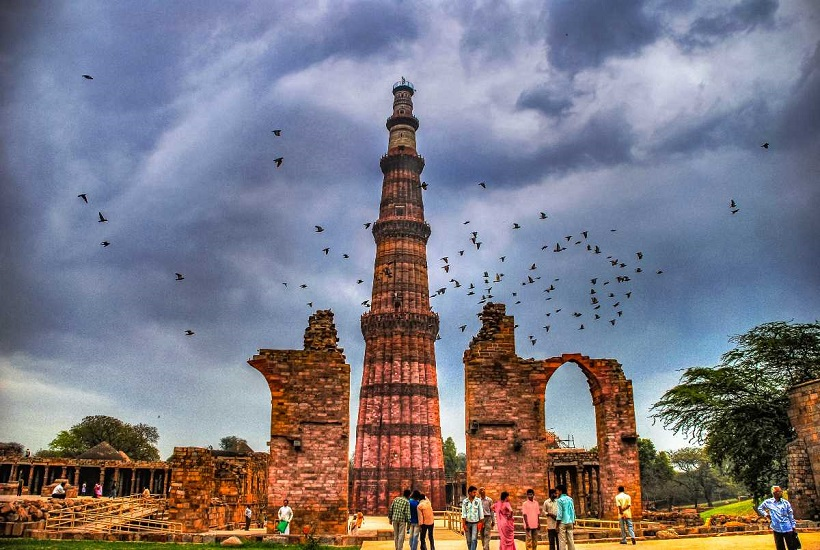 Qutub Minar and its Monuments, New Delhi