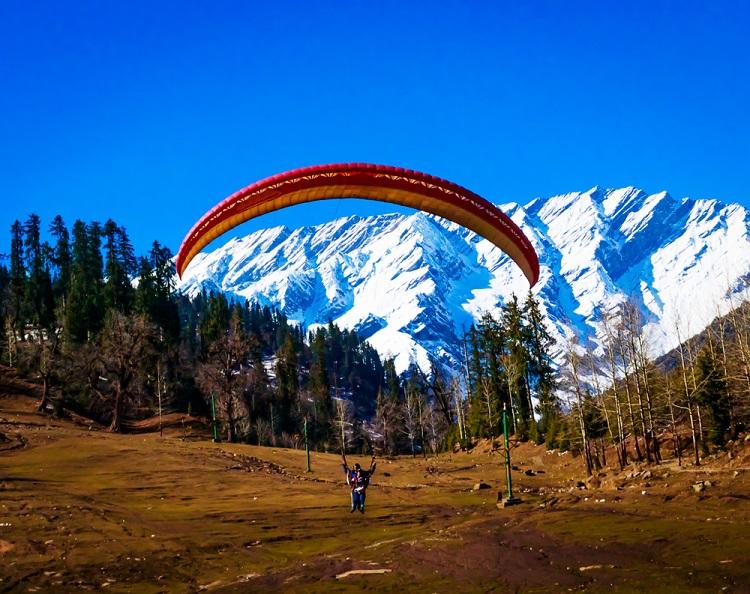 Solang Valley, Himachal Pradesh