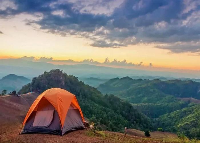 Chakrata-Camp Under the Sky
