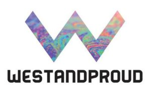 West and Proud logo