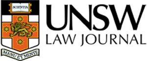 UNSW Law Journal