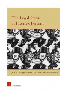 The Legal Status of Intersex Persons - cover