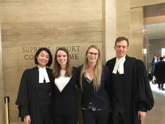 A Long Struggle for Justice: Reflections on the Nevsun hearing at the Supreme Court   International Human Rights Program