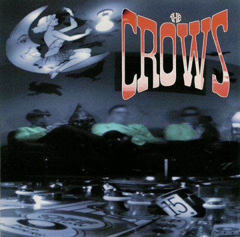 Crows-Crows-Self-Titled-Album-Cover Amphetamine Reptile - A-Z - Crows