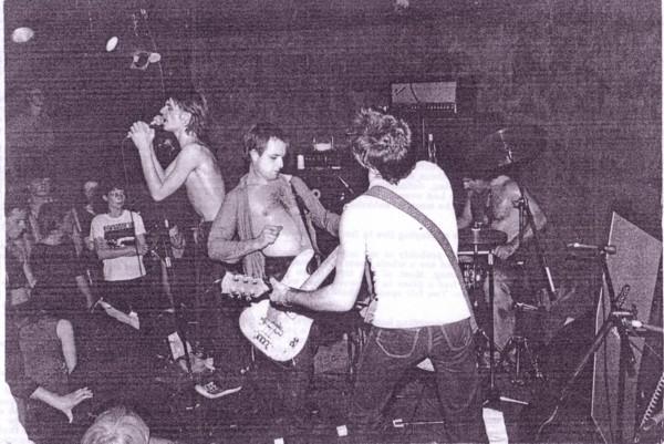 X-Australia-Band-Photo A-Z of Amphetamine Reptile – X (Australia)