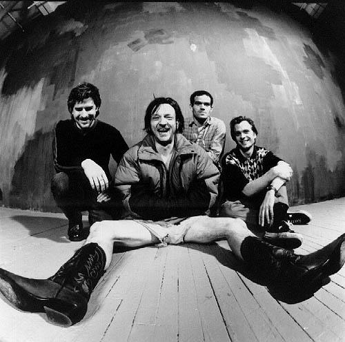 Jesus Lizard Band Photo