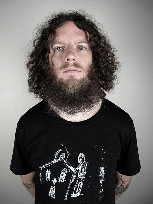 Aaron-Turner-Isis-Old-Man-Gloom Artist Profile - Aaron Turner