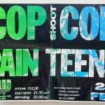 nijmegan Visuals - Posters / Memorabilia / Merch - Cop Shoot Cop