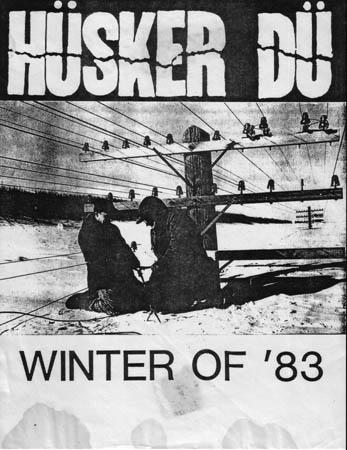 Stuff You Might've Missed – Husker Du – I Heart Noise