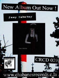 flyjsmid-226x300 Review + Download - Jewy Sabatay - S / T (Chabane's, 2009)