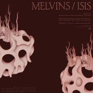 ISISMELVINS_LP_tipon_F-300x298 Upcoming Releases - Melvins / Isis Split