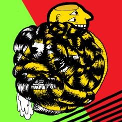 Pro Creation Rockers Compilation Artwork Deathbomb Arc