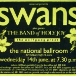 ps_r_greenlily_d On Tour + Posters - Swans
