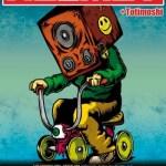 Helmet Totimoshi Tour Poster