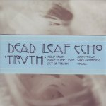 Dead-Leaf-Echo-Truth-Back Review - Dead Leaf Echo - Truth (2&1 Records)