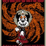 Melvins---Great-American-Music-Hall-2010-Poster Melvins - 2010 North American Tour Dates + Posters