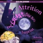 Attrition++The+Legendary+Pink+Dots++Imprint+attritionpinkdots Legendary Pink Dots - 2010 Tour Dates + Posters