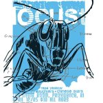 The-Locust-Poster Three One G / 31G Photo Archives - Bands + Posters
