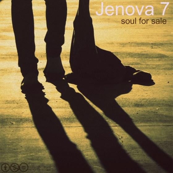 Jenova-7-Soul-For-Sale-Jenova-7-Soul-For-Sale-Front-Cover Review - Jenova 7 - Soul For Sale